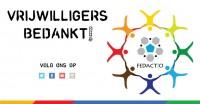 Vrijwilligerskaart Fedactio NL